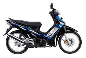 25042013.Supra X 125 SW blue