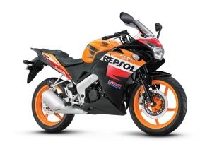 CBR 150R Repsol 16022012