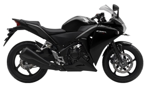 CBR250R - ABS Black