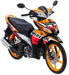 New Honda Blade R  Repsol