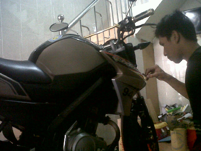 pemasangan