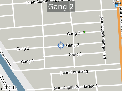 area lokasi