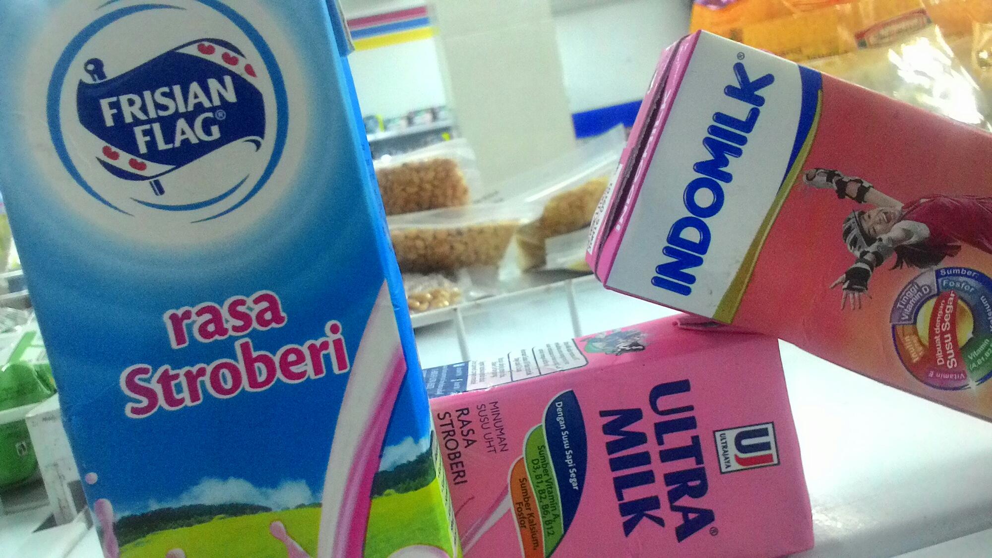 Ultra Milk, Susu Segar Alami Yang Menyehatkan
