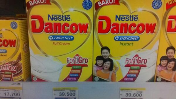 Dancow Susu Box Apa Perbedaan Dari Full Cream Dan Instant Rider Ndeso94 Dot Com