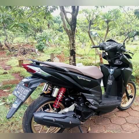 Bikin Vario 150 Jadi Dual Shock Bisa Tapi Rider Ndeso94 Dot Com