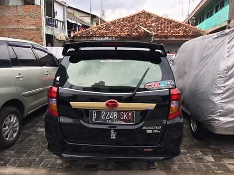 92 Koleksi Modif Mobil Daihatsu Sigra Gratis Terbaru