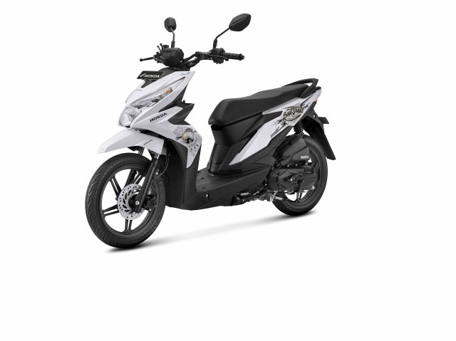 New Honda BeAT Street eSP (2)