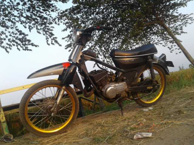 Honda C70 Bermesin Rx King Raja Oeloeng Rider Ndeso94 Dot Com