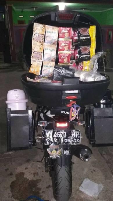 Pakai Box Motor Buat Jualan Kopi Rider Ndeso94 Dot Com