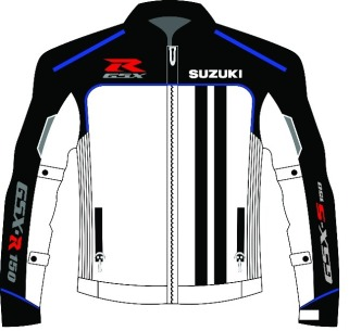 Jacket sporty GSX - Front
