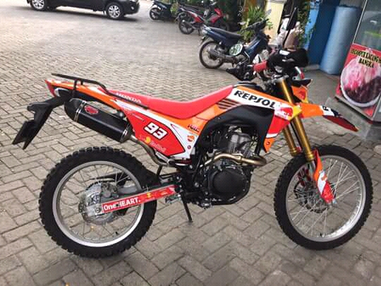 Crf150l Livery Hrc Repsol Mm93 Rider Ndeso94 Dot Com